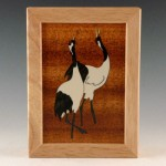 "Crane box by MarqArt 5.25"" x 4"""