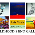 Spring Arts Walk Featured Artists