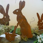 Rusty Bunnies & Birds $9 - $29