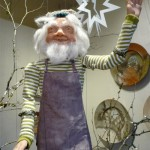 """""""The Toymaker"""" marionette by Deanna Kiliz"""