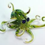 Glass Octopus by Soul Glass