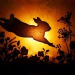 Mica & cedar nightlight by Innerlight - $23