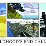 March exhibit kicks off with an artist's reception Friday March 10th fro 5 - 7.