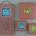 Plaques, coasters & magnets from Macone Clay, $7 - $26.50