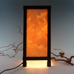 Porcelain luminaire lamp - $132