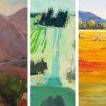 Women Painters of Washington show features three returning resident artists.