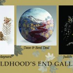 Holiday happenings just around the corner, including an artist Talk with Chris Maynard & Judith Smith on December 3rd.