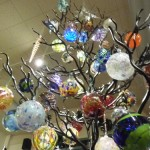 Hand blown ornaments from Glass Eye Studio - under $25!