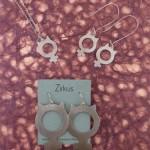 Women's March jewelry from Zirkus, made in Washington