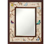 Link to Butterfly Garden Mirror by Hudson River Inlay