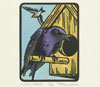 "Link to ""Purple Martin"" print by Chandler O'Leary"