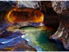 "Link to ""Subway, Zion Natl. Park"" by Rix Smith"