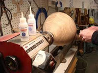 John shrader wood turning